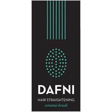 DAFNI Go Straightening Brush