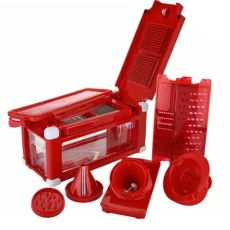 Genius Nicer Dicer Magic Cube