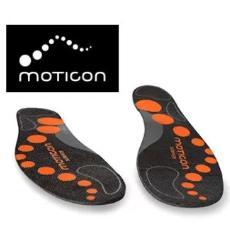 Moticon Sensing Foot Dynamics
