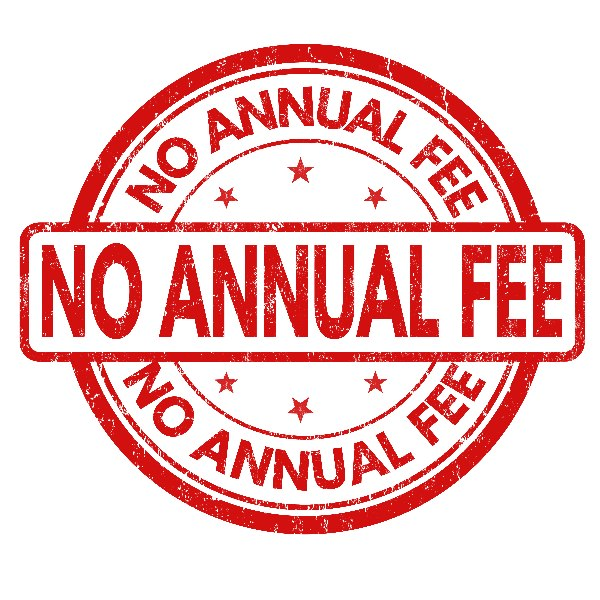no annual fee