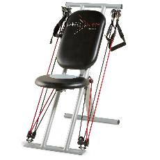 Weider Bungee Bench Workout