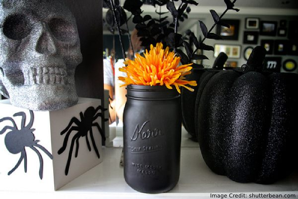 Matte Black Decor