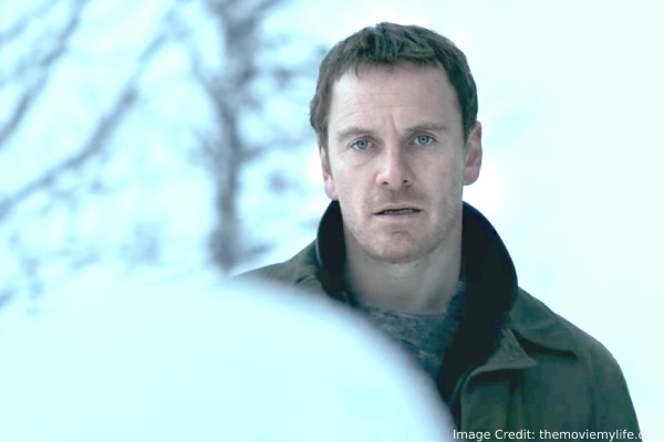 The Snowman 2017 Michael Fassbender