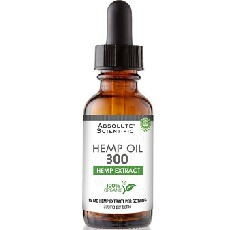 Absolute Scientific Hemp Oil 300 Review
