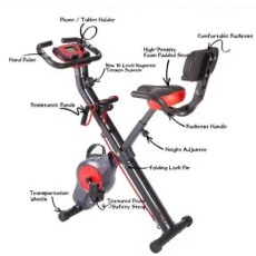 Pleny Upright Stationary Bike Review
