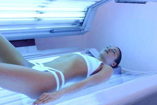 Tanning Cures Acne