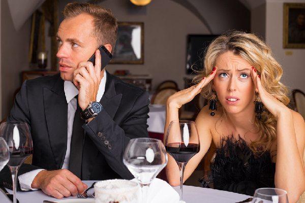 Woman Dinner Date