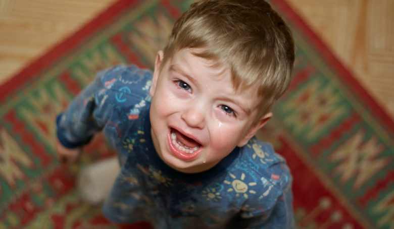 Avoid Toddler Holiday Tantrum