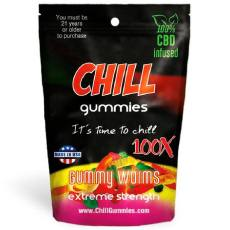 Chill Gummies CBD Gummy Worms