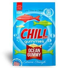 Diamond CBD Ocean Gummies