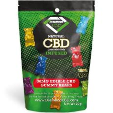 Diamond CBD Rainbow Bites