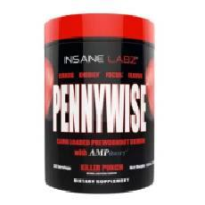 Insane Labz Pennywise Pre-Workout