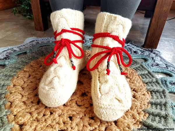 cabled-slipper-boots