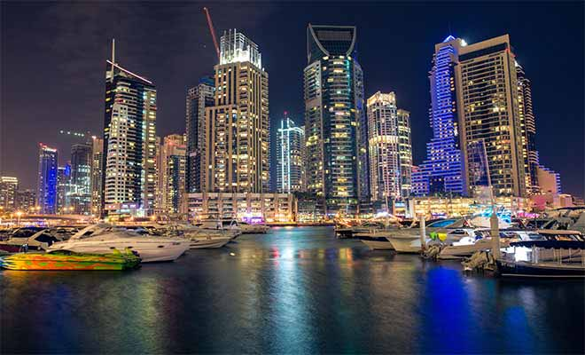 high life in dubai marina