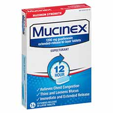 mucinex reviews