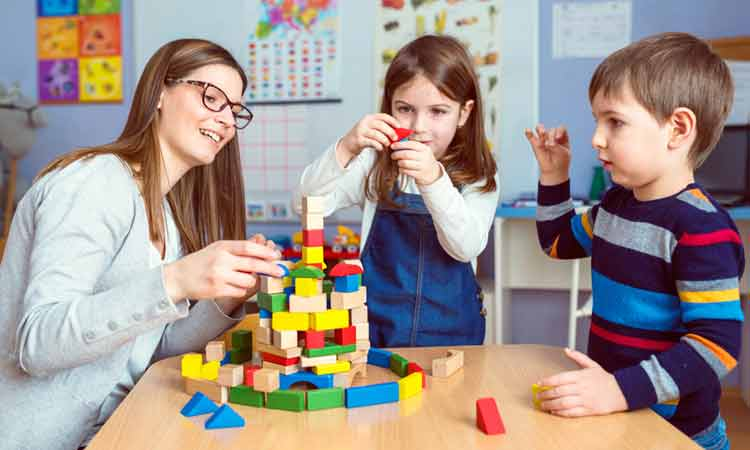 The Growth of Day Care