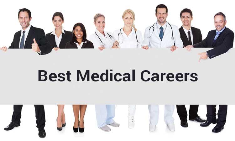 best medical careers