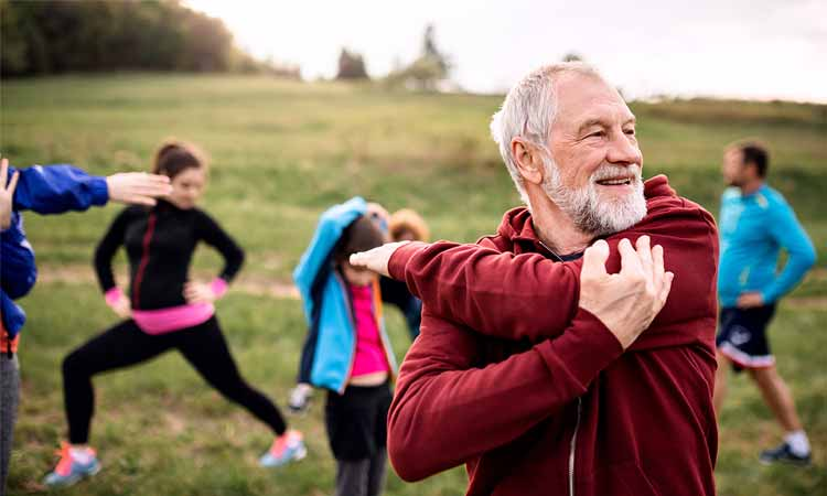 Tips for Exercising in a Group