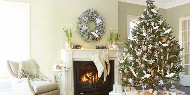 Rustic Glam Tree
