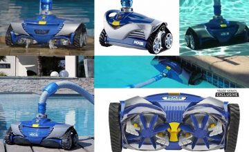Zodiac MX8 pool suction cleaner